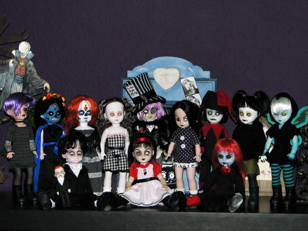 living dead doll Morbid Living Dead Dolls