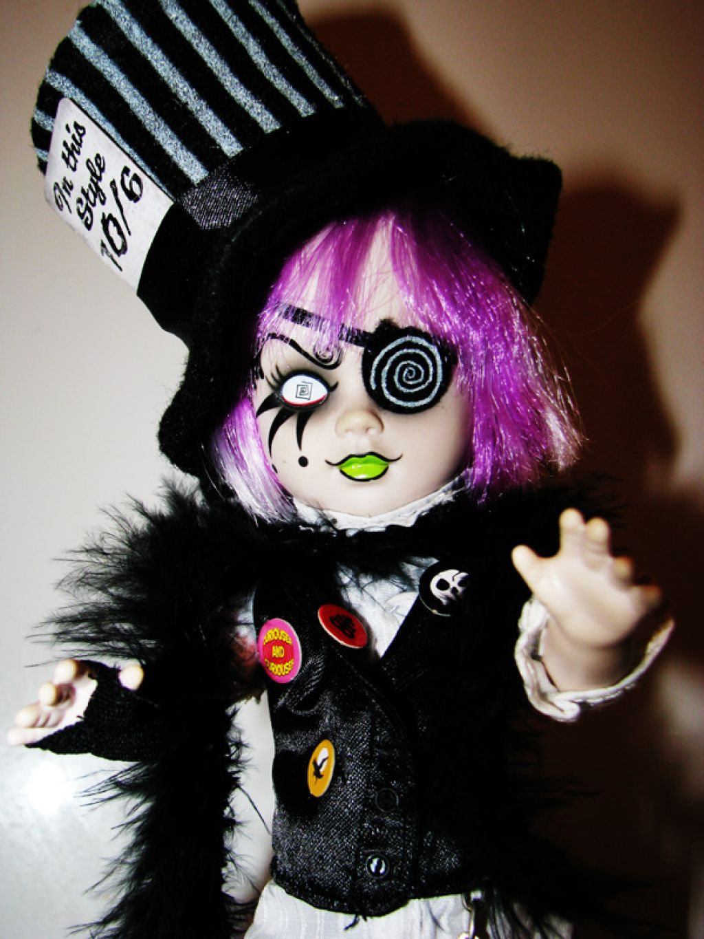 living dead doll1 Morbid Living Dead Dolls