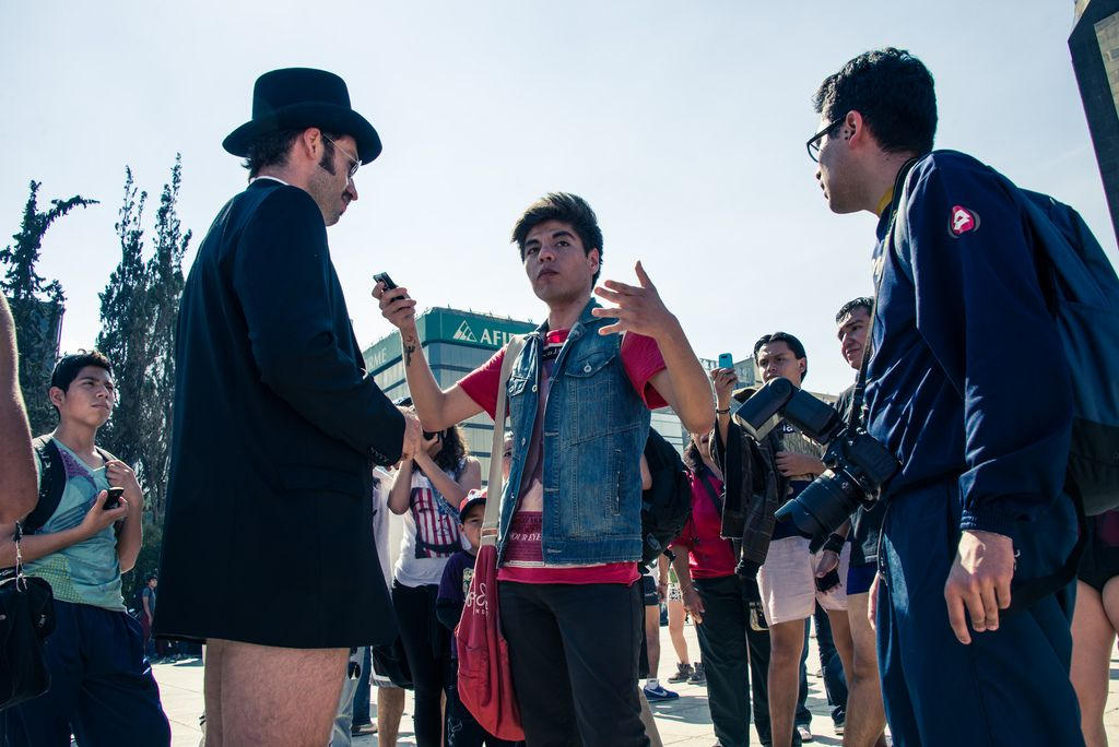 no pants9 No Pants Day in Mexico City