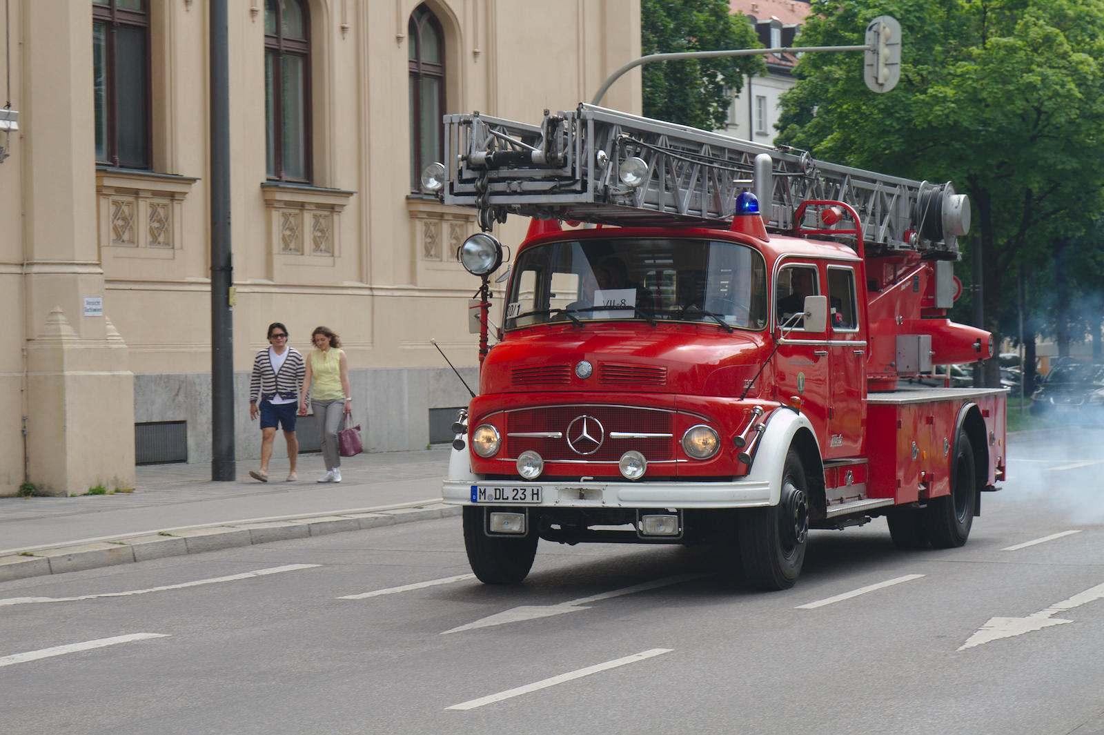 volunteer fire department9 150 Years Volunteer Fire Department in Munich