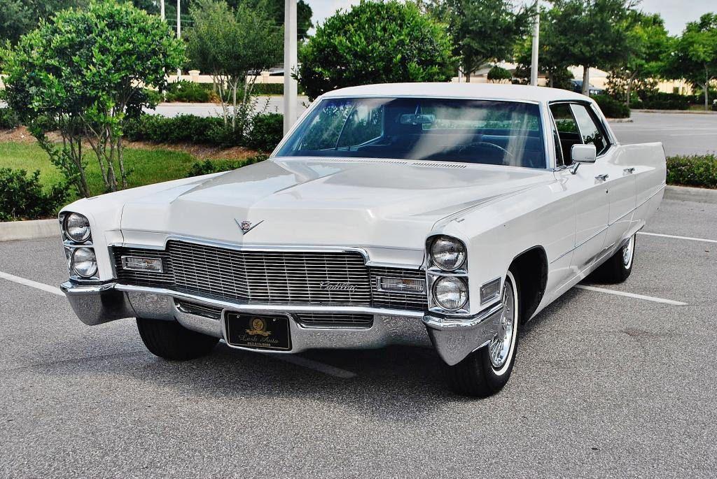 cadillac deville 1968 Cadillac DeVille Hardtop Sedan