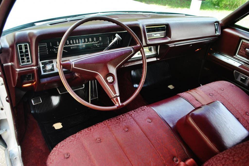 cadillac deville4 1968 Cadillac DeVille Hardtop Sedan