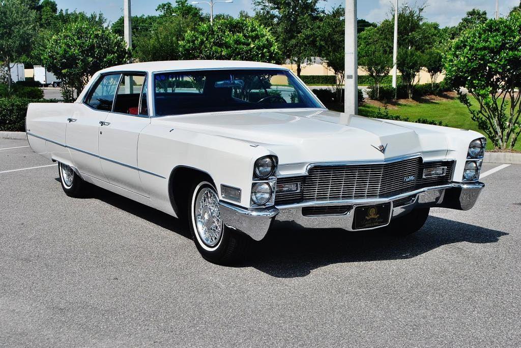 cadillac deville9 1968 Cadillac DeVille Hardtop Sedan