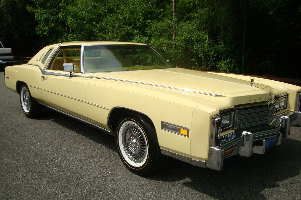 cadillac eldorado 1978 Cadillac Eldorado Biarritz   Classic Cars