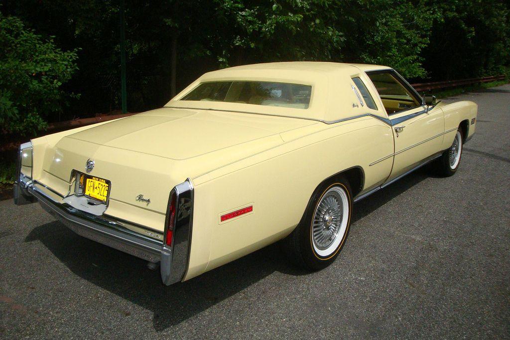 cadillac eldorado1 1978 Cadillac Eldorado Biarritz   Classic Cars
