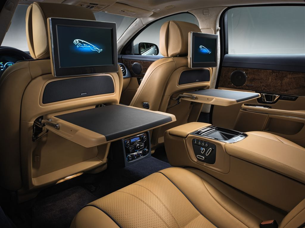jaguar xj4 2014 Model Year Jaguar XJ