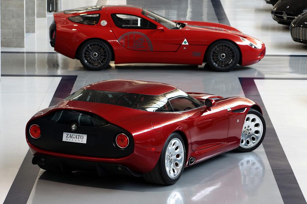 alfa zagato Alfa Romeo Zagato Stradale