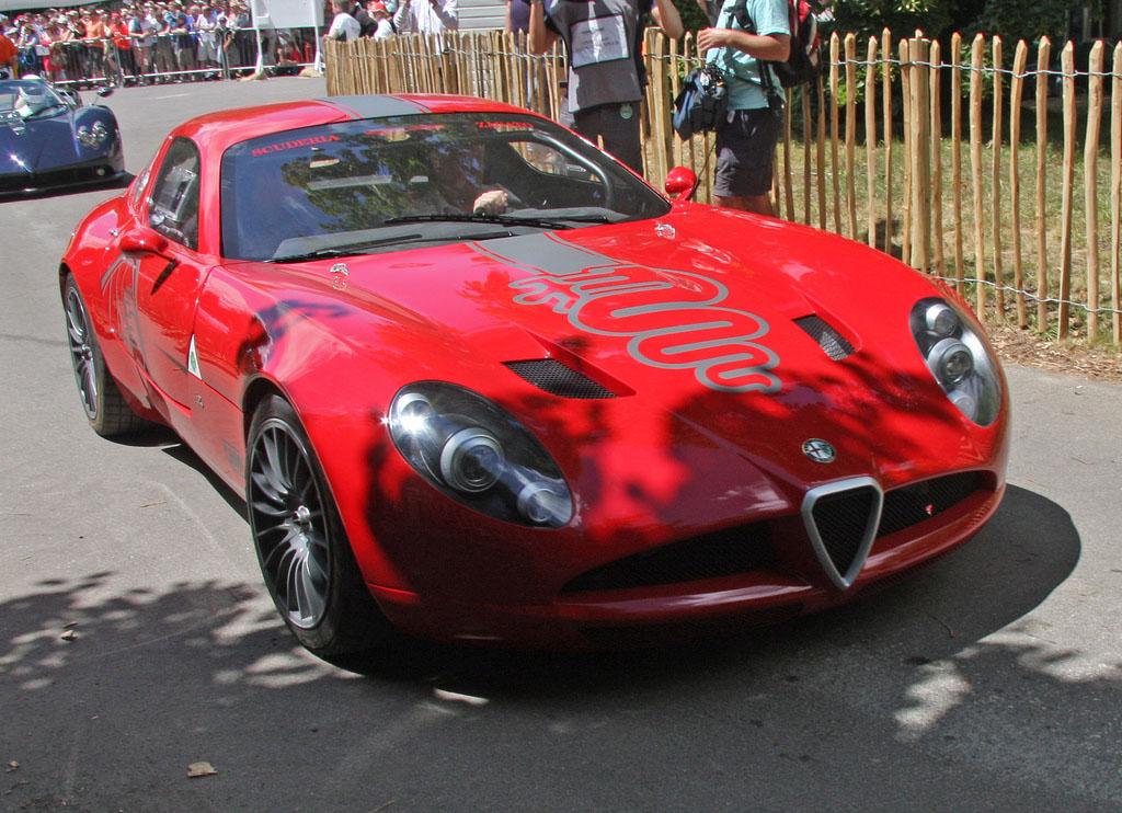 alfa zagato6 Alfa Romeo Zagato Stradale