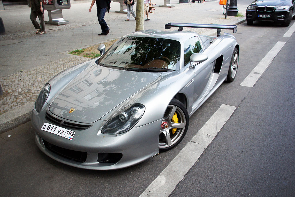amazing supercars streets berlin Amazing Supercars in the Streets of Berlin