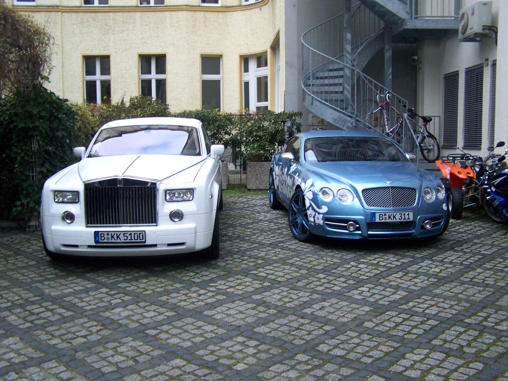 amazing supercars streets berlin11 Amazing Supercars in the Streets of Berlin