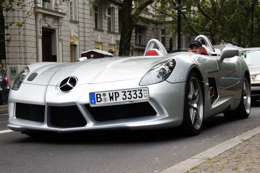 amazing supercars streets berlin2 Amazing Supercars in the Streets of Berlin