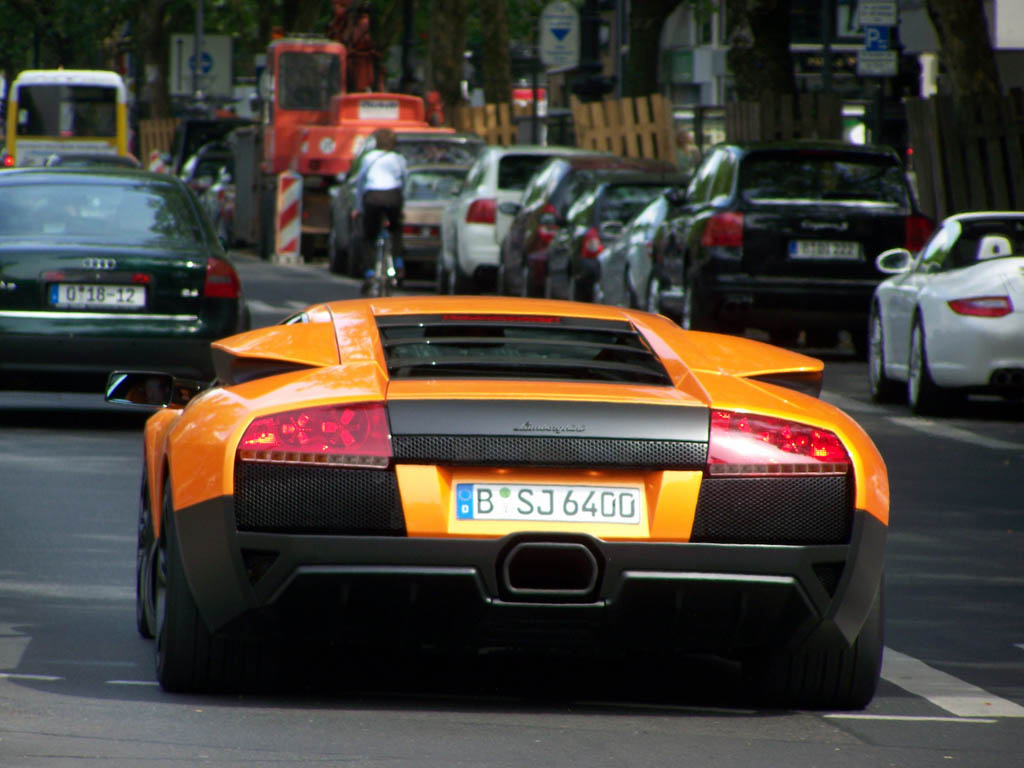 amazing supercars streets berlin25 Amazing Supercars in the Streets of Berlin