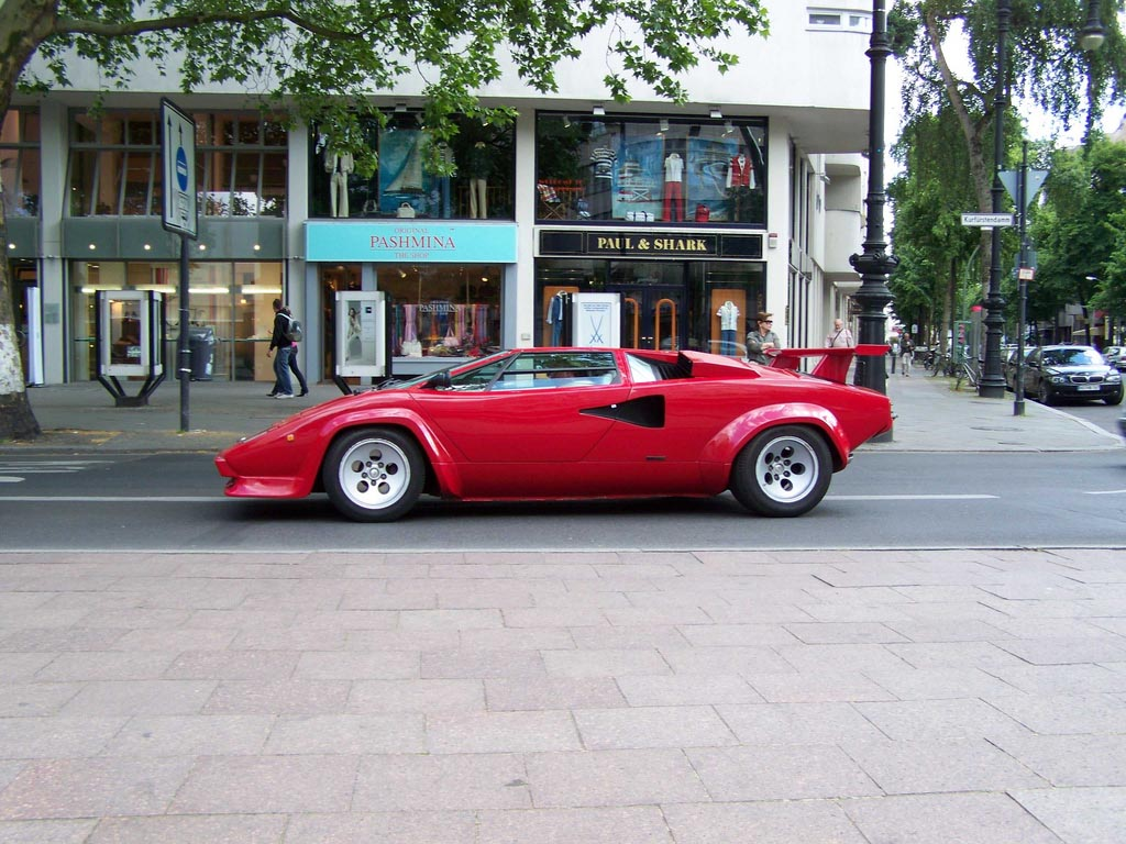 amazing supercars streets berlin26 Amazing Supercars in the Streets of Berlin