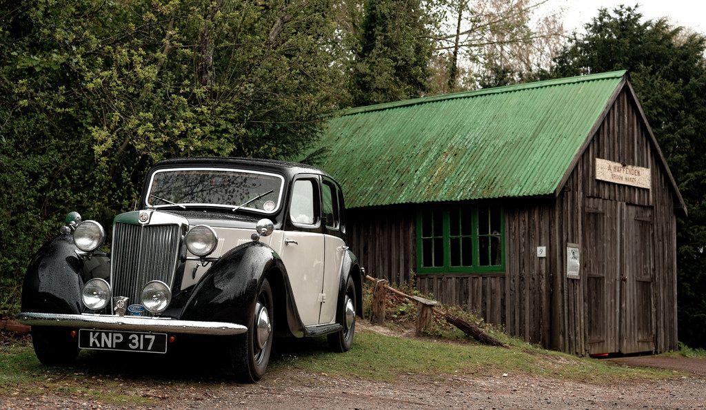 vintage car show Amberley Vintage Car Show 2014