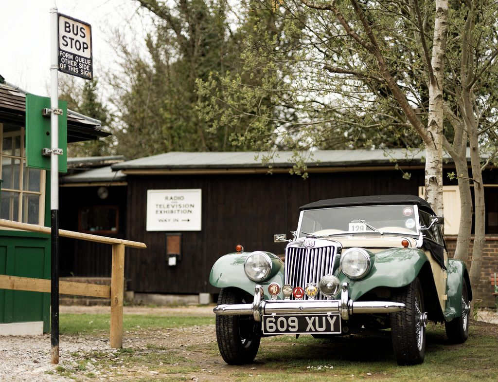 vintage car show3 Amberley Vintage Car Show 2014