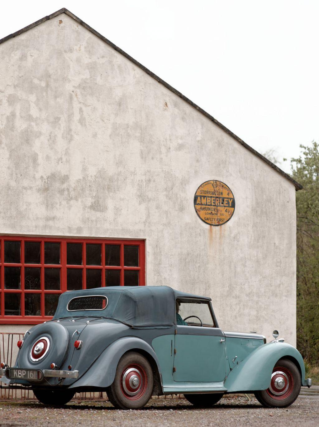 vintage car show4 Amberley Vintage Car Show 2014