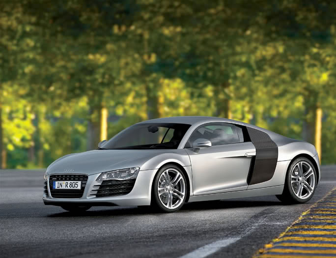 audi r8 wallpaper11 Audi R8   SportsCar of The Year
