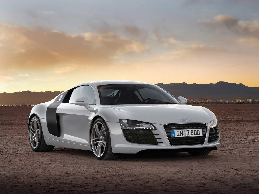 audi r8 wallpaper12 Audi R8   SportsCar of The Year