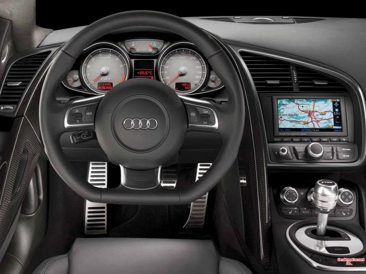 audi r8 wallpaper13 Audi R8   SportsCar of The Year