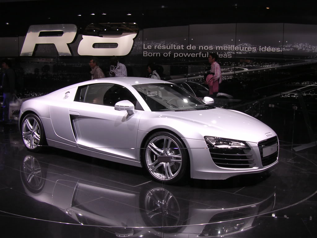 audi r8 wallpaper4 Audi R8   SportsCar of The Year