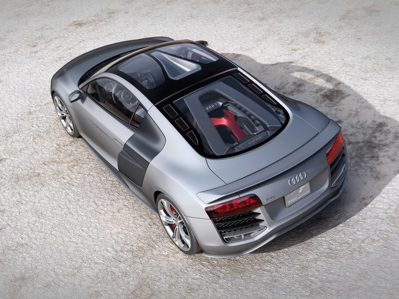 audi r8 wallpaper5 Audi R8   SportsCar of The Year