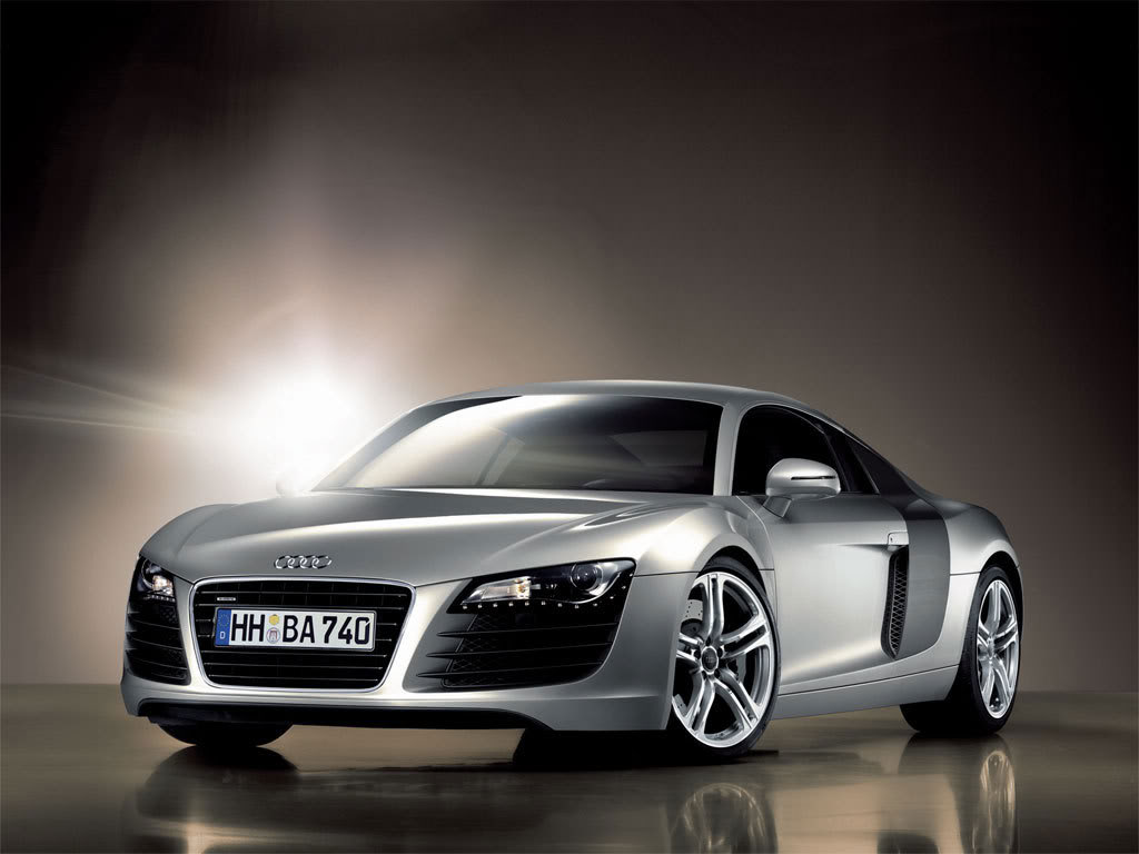 audi r8 wallpaper6 Audi R8   SportsCar of The Year