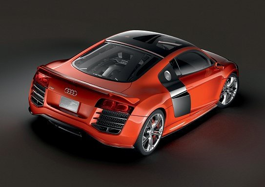 audi r8 wallpaper9 Audi R8   SportsCar of The Year