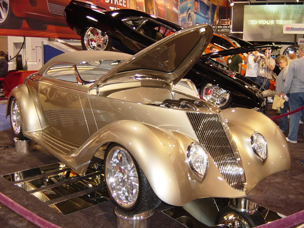 chip foose8 Cars by Chip Foose Design