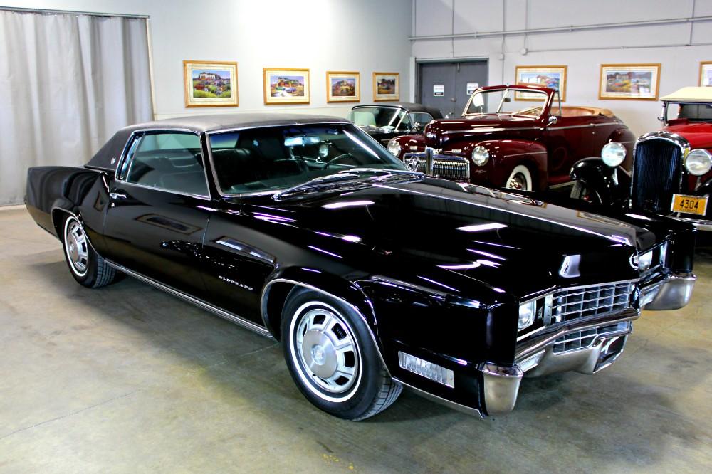 cadillac eldorado 1967 Classic Cars   Cadillac Eldorado 1967