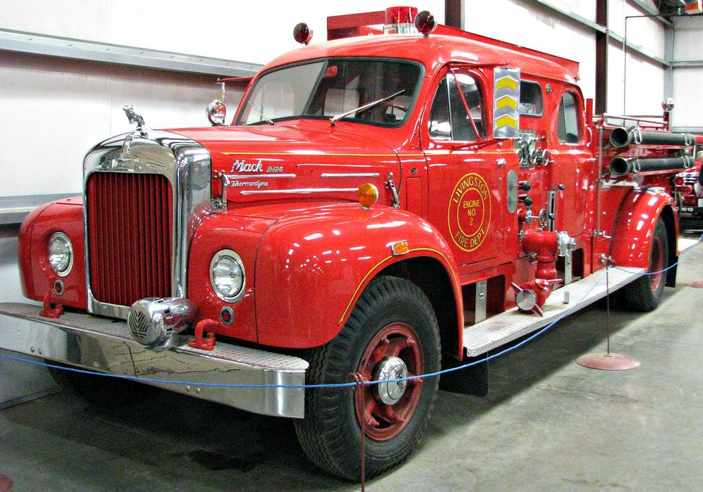 classic trucks23 Classic Trucks in Hays Antique Museum, California