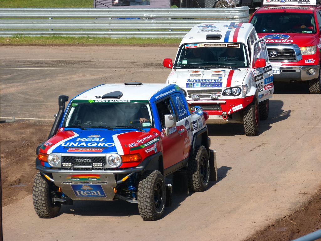 dakar2 The Dakar Rally   Greatest Rally Ever