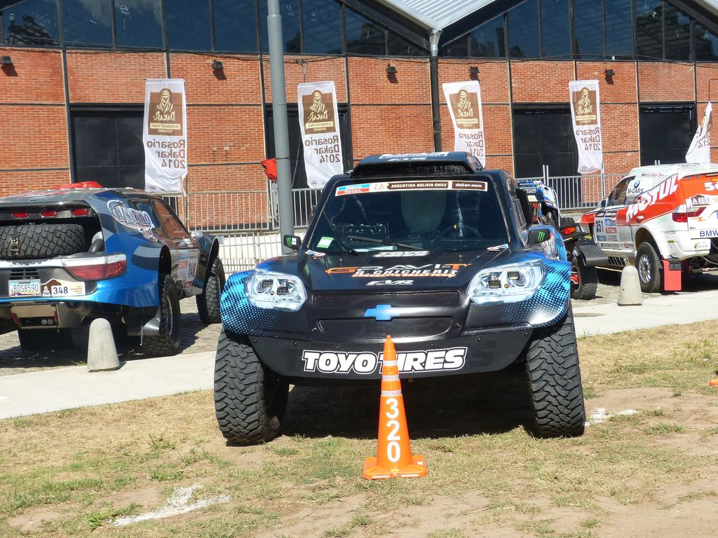 dakar8 The Dakar Rally   Greatest Rally Ever