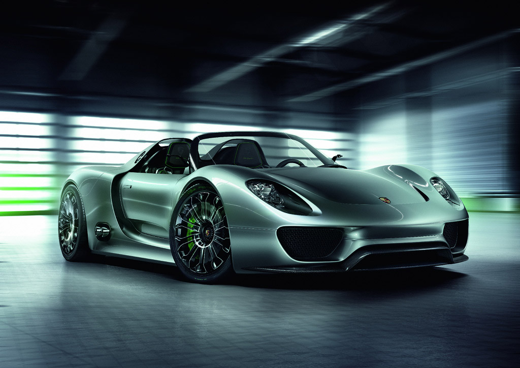 porsche 918 spyder Dream cars: Porsche 918 Spyder