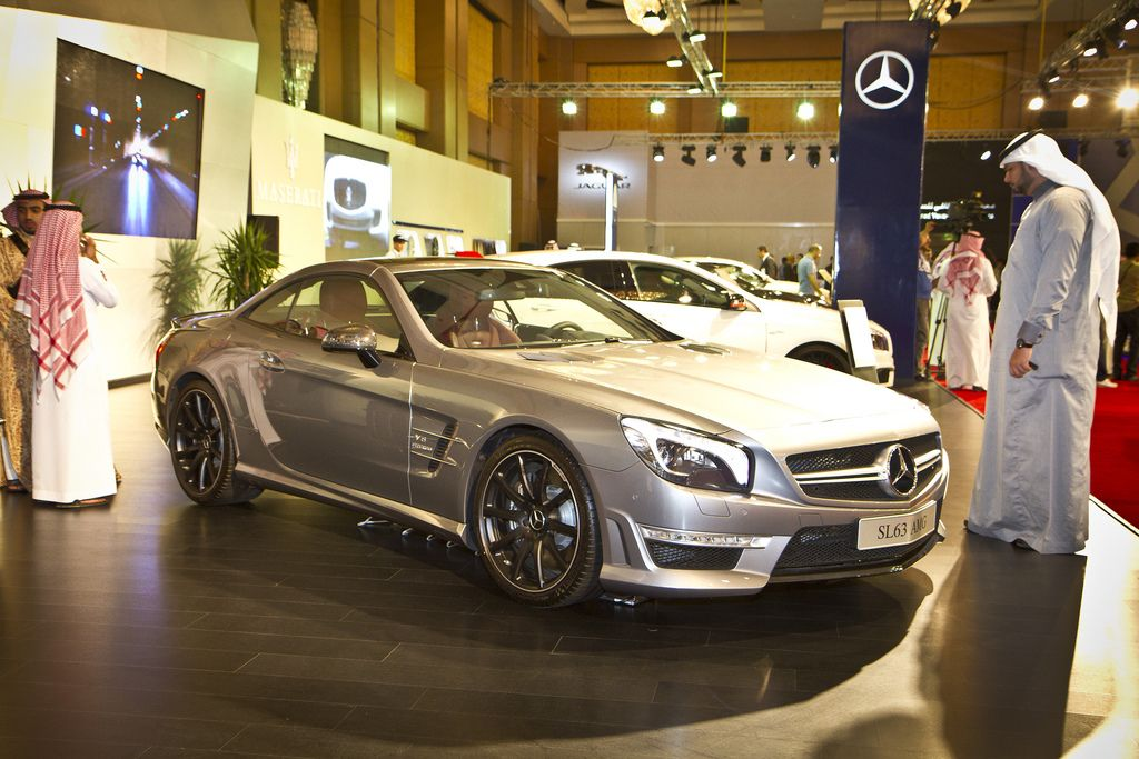 luxury car5 EXCS Luxury Motor Show Seventh Edition 2013