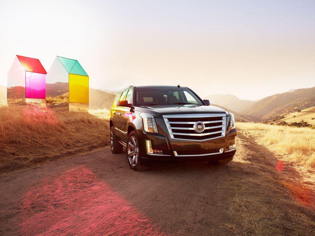 cadillac escalade Flagship Cadillac Escalade 2015