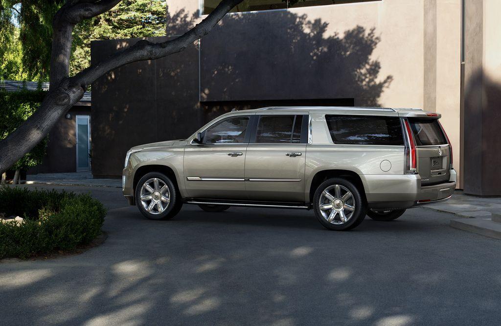 cadillac escalade5 Flagship Cadillac Escalade 2015