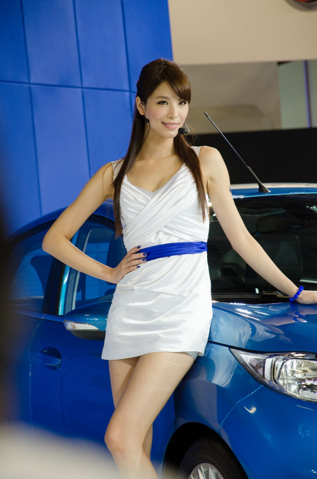 taipei international auto show8 Girls of 2014 Taipei International Auto Show
