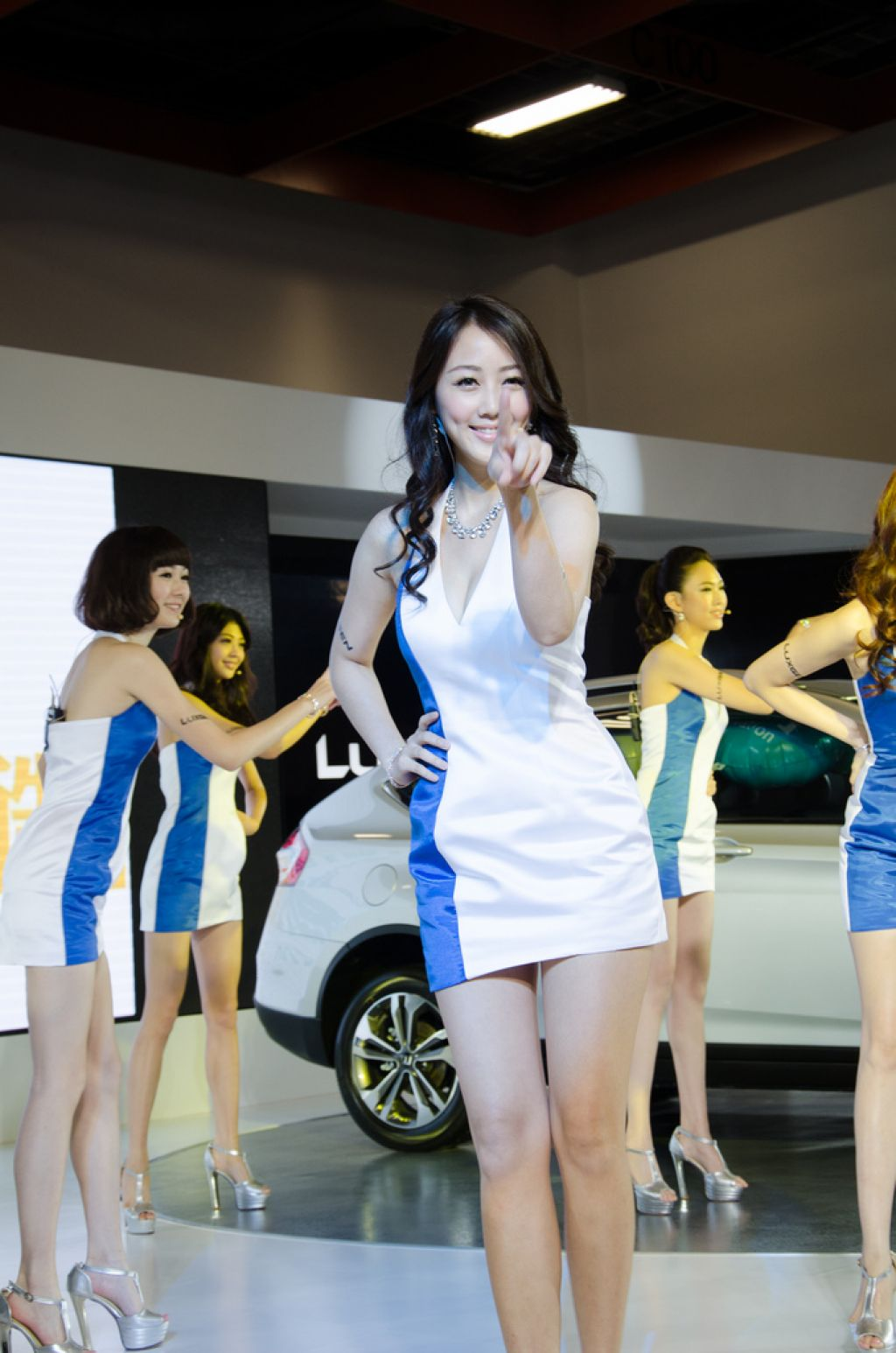 taipei international auto show9 Girls of 2014 Taipei International Auto Show