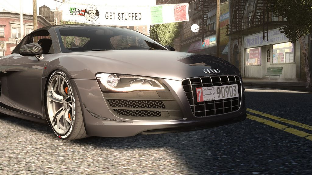 gta iv cars1 Grand Theft Auto IV Supercars