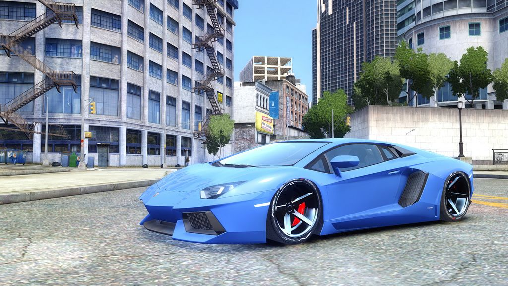 gta iv cars17 Grand Theft Auto IV Supercars