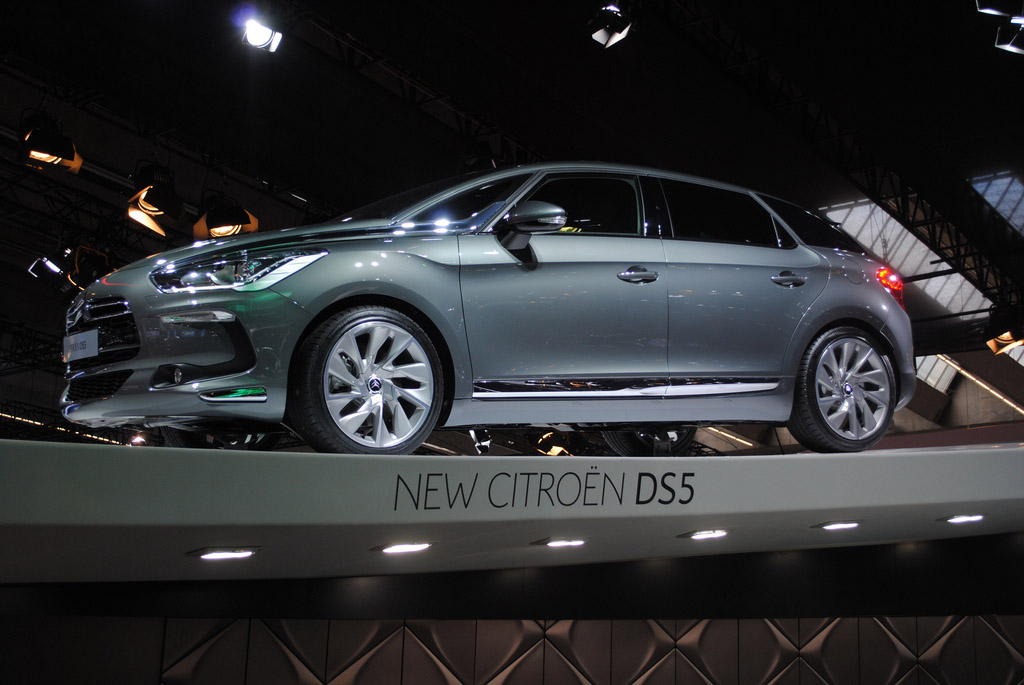 innovative distinctive citroen ds56 Innovative and Distinctive Citroen DS5