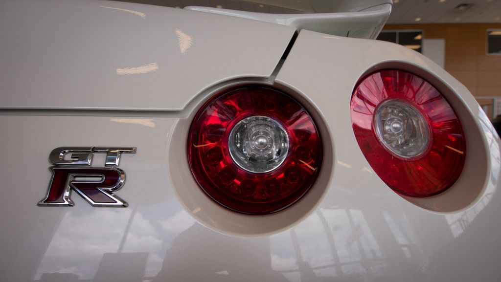 nissan gtr11 Masterpiece of a Supercar   Nissan GTR in Details