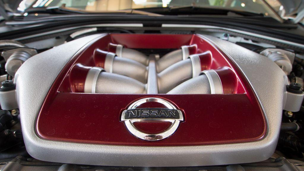 nissan gtr3 Masterpiece of a Supercar   Nissan GTR in Details