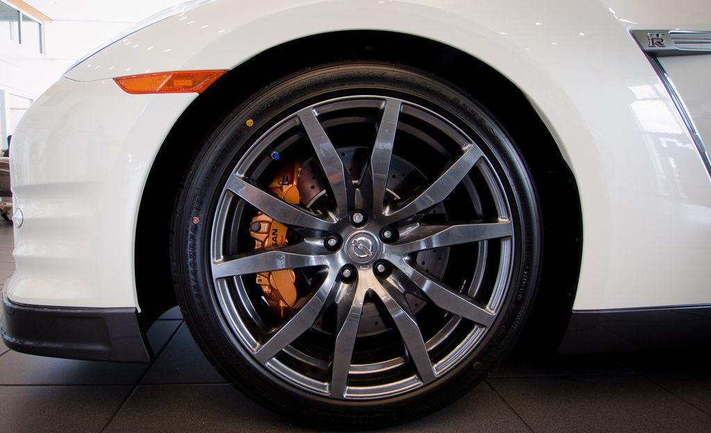 nissan gtr8 Masterpiece of a Supercar   Nissan GTR in Details