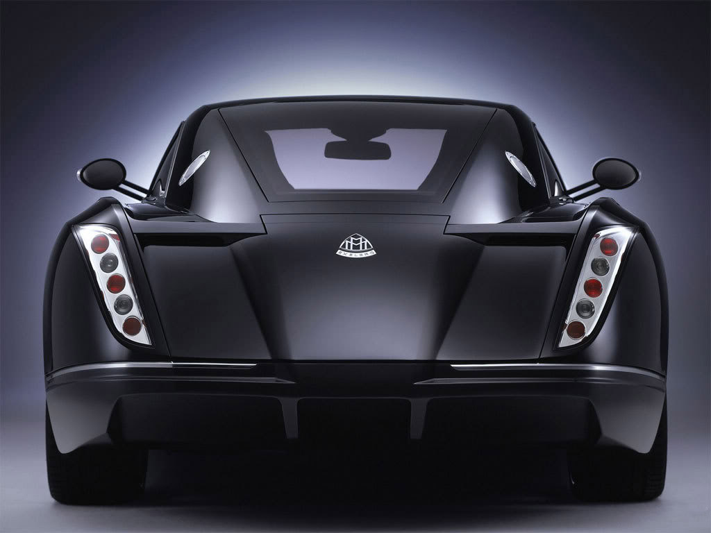 maybach exelero8 Maybach Exelero   8 Milion Dollar Car