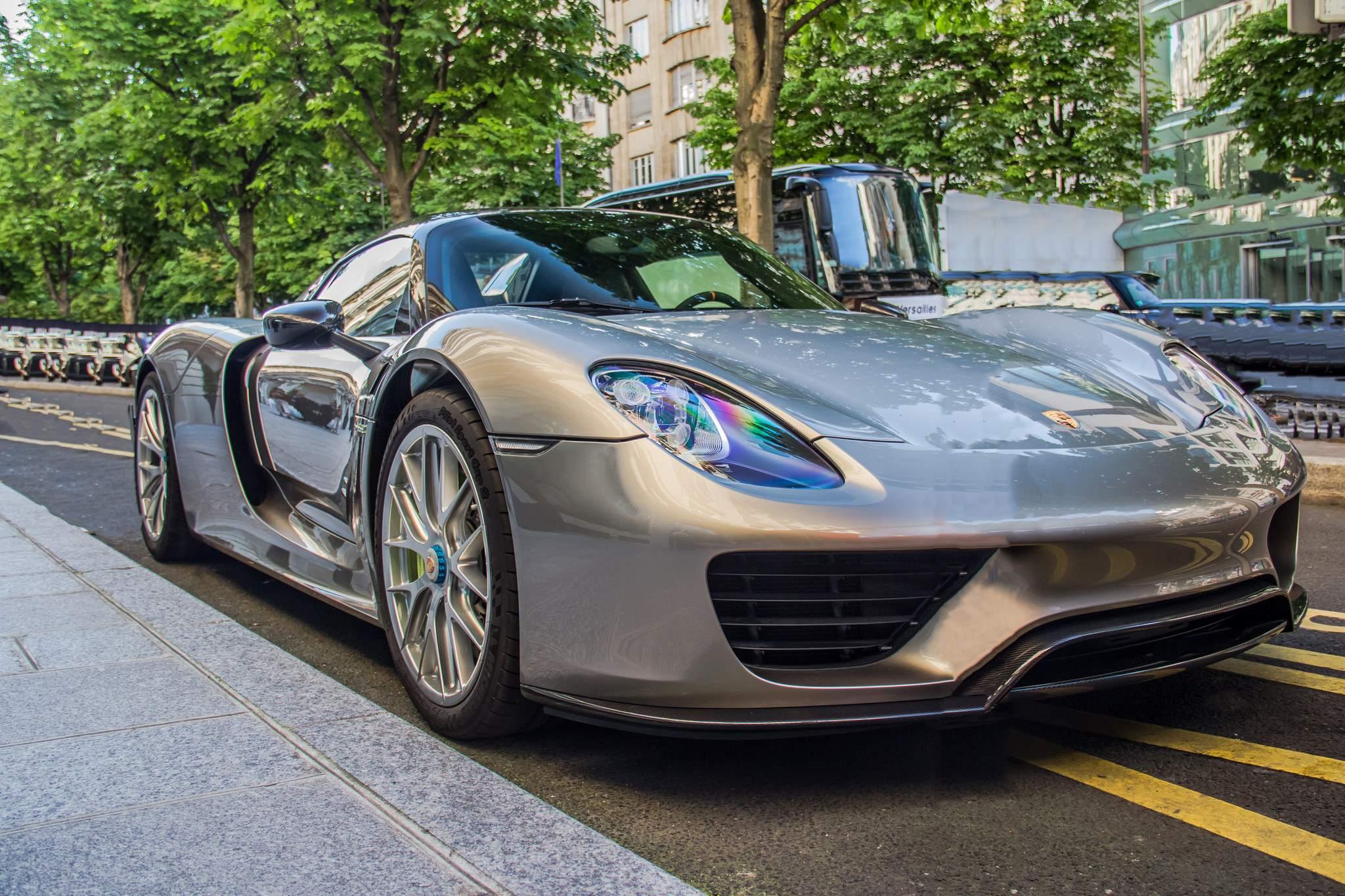 porsche 9181 Most Expesive Cars   Porsche 918