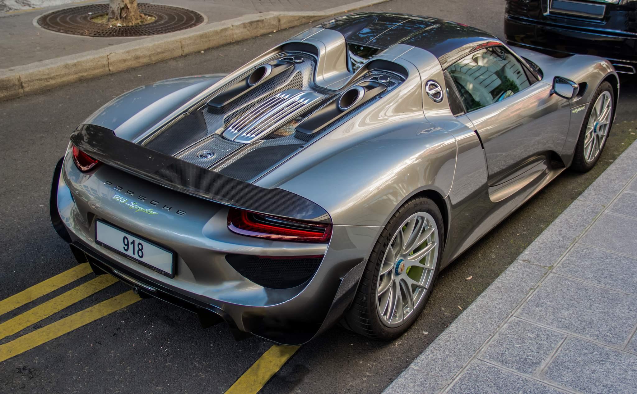 porsche 9183 Most Expesive Cars   Porsche 918