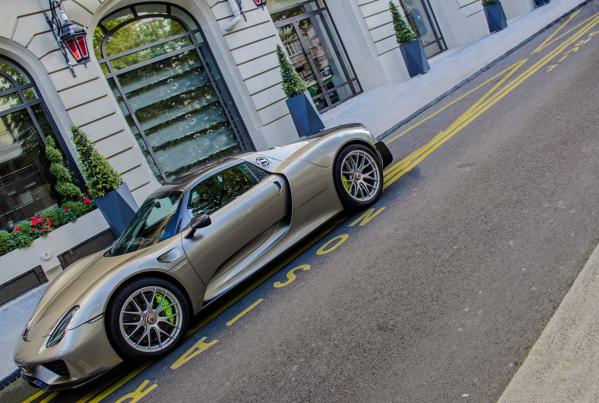porsche 9184 Most Expesive Cars   Porsche 918