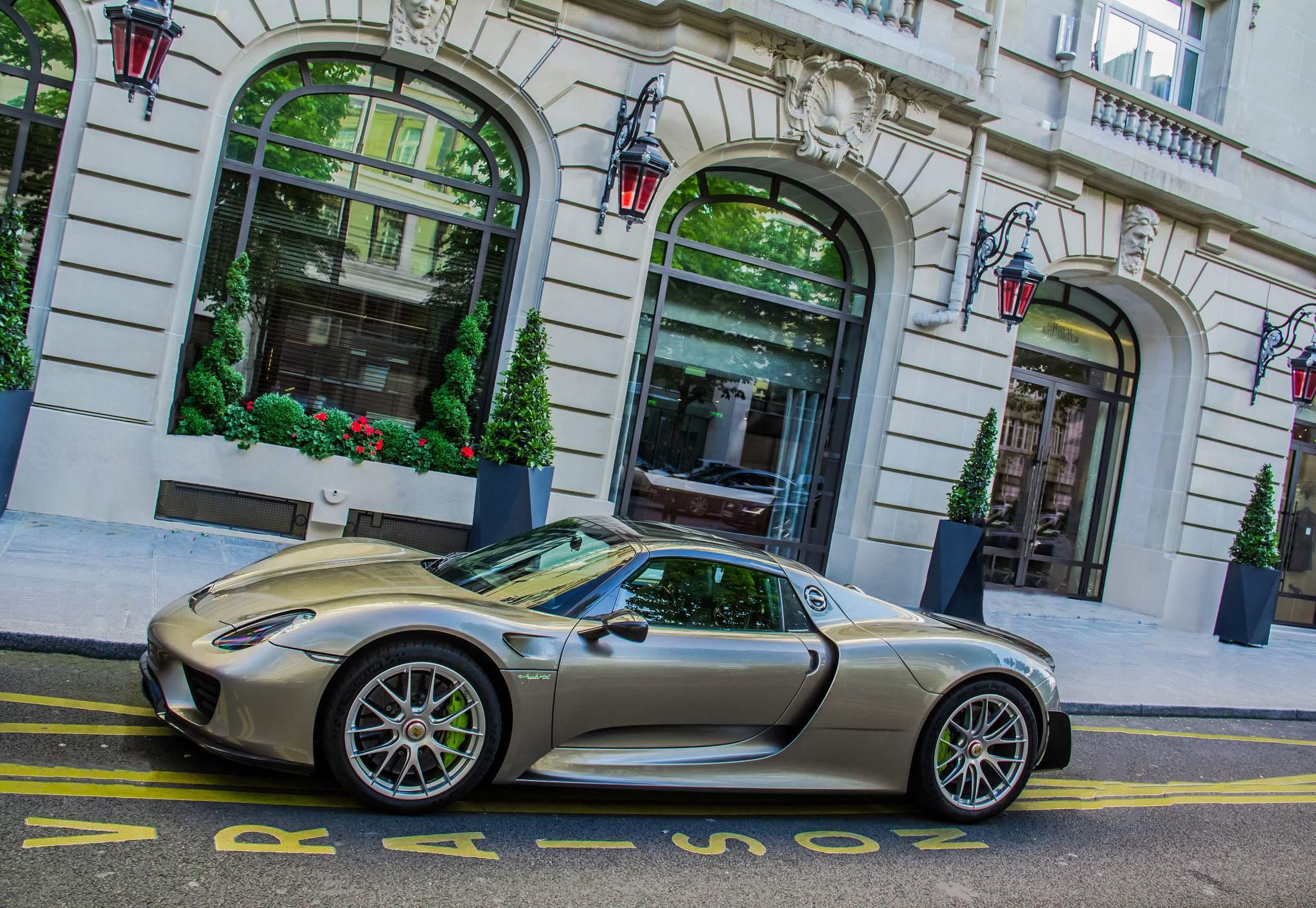 porsche 9185 Most Expesive Cars   Porsche 918