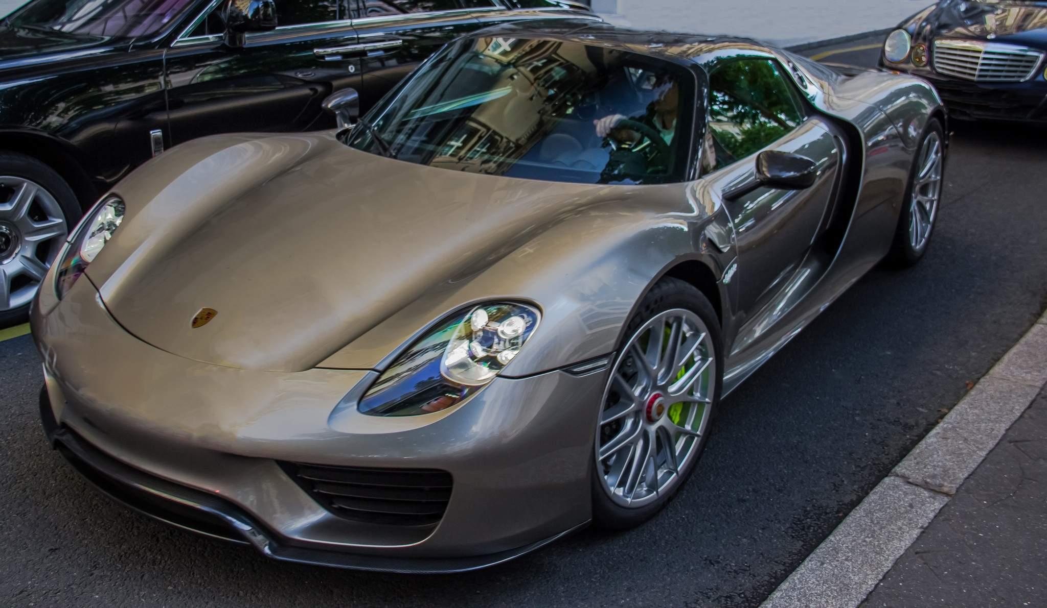 porsche 9189 Most Expesive Cars   Porsche 918